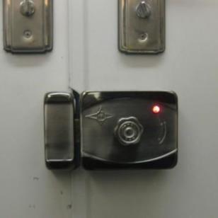 电控锁小区门禁锁门禁电动锁图片