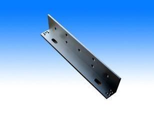 L型磁力锁支架图片