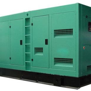 车载式移动电站防音箱型发电机组图片