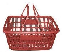 购物篮模具塑料购物篮模具