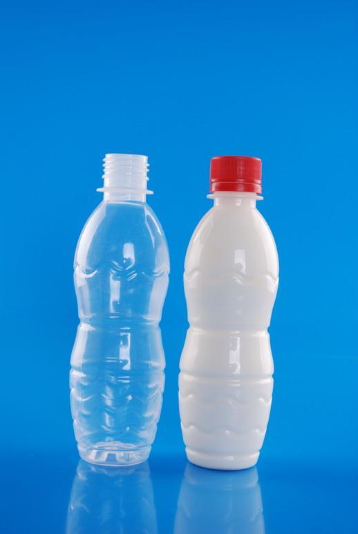 耐高温塑料瓶热灌装饮料瓶高温瓶盖果汁塑料瓶透明饮料瓶乳饮料