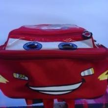 供应新款汽车造型儿童书包批发