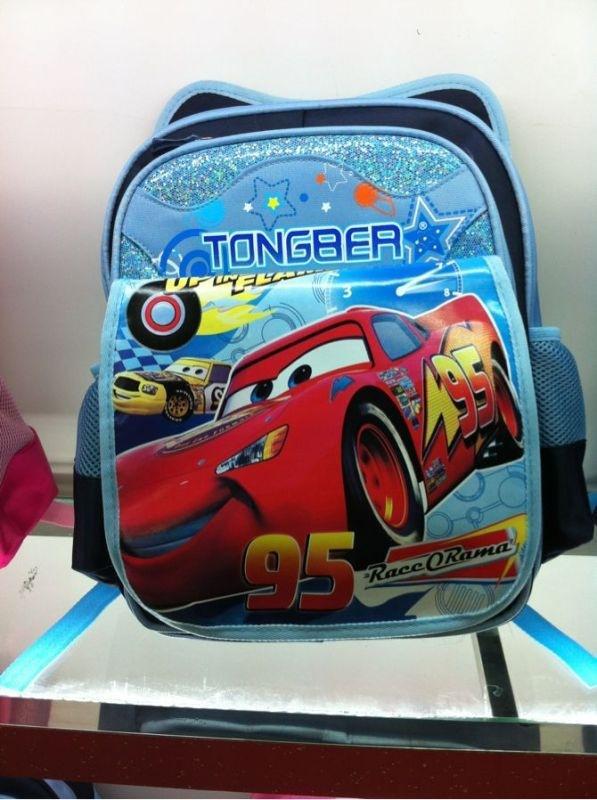 供应广州学生书包儿童书包厂家韩版书包新款式潮流背包汽车书包