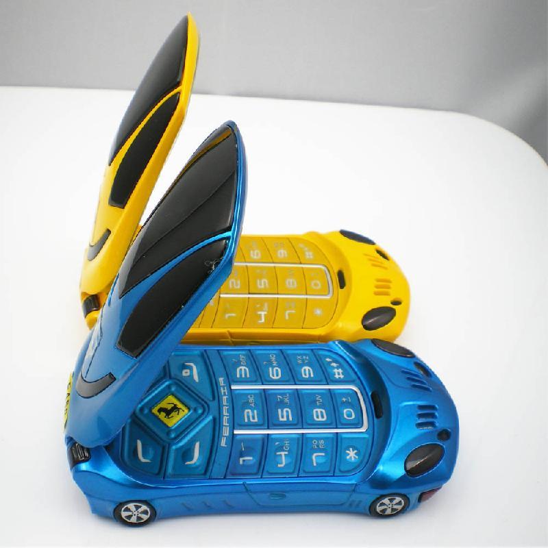 供应法拉利汽车手机跑车手机小汽车手机汽车模型手机跑车型手机经典 高清图片