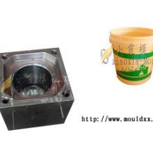 供应设计时尚塑料涂料桶模具