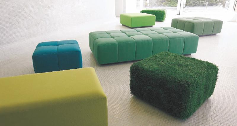 供应儿童方形沙发 幼儿园沙发 方形墩