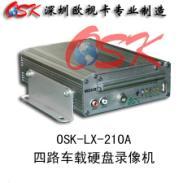 欧视卡品牌车载硬盘录像机160G图片