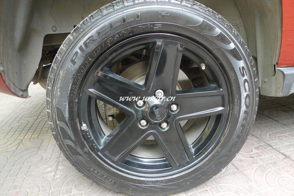 轮胎_ 轮胎 供货商_供应轮派客提供吉普 指南者改装轮胎 (600x400)-高清图片