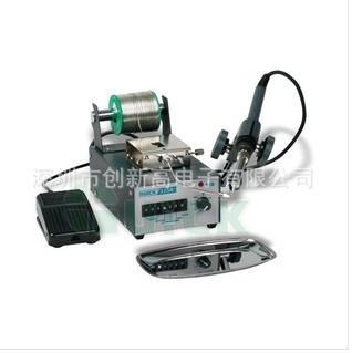 供应自动送锡无铅焊台快克375B自动送锡无铅焊台生产供应商