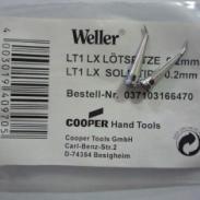 威乐烙铁头WELLER-LT1L图片