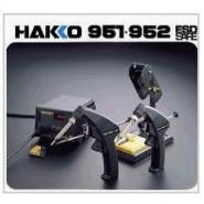 供应白光951送锡焊枪HAKKO951手动送锡焊枪控温焊铁连出锡
