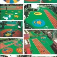 天津塑胶地垫图片