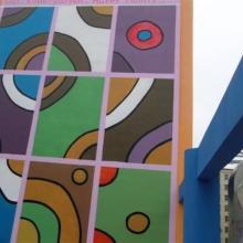 供应深圳墙画壁画彩绘高端图片