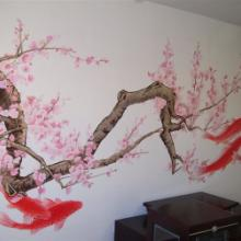 供应家居墙绘壁画装饰批发