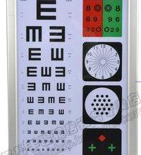 供应LED宽面视力表灯箱 超薄多功能验光检测 5米标准灯箱图片
