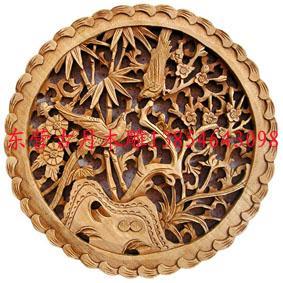 仿古木雕挂件图片/仿古木雕挂件样板图 (1)