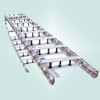 供应机床附件TLG型钢制拖链