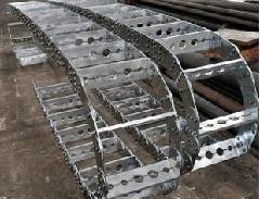 供应机床消音型工程塑料拖链批发