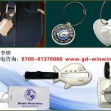 供应行李牌厂家PVC透明软胶行李牌高档的行李牌批发
