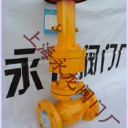 气动手动常闭式氨用紧急切断阀图片