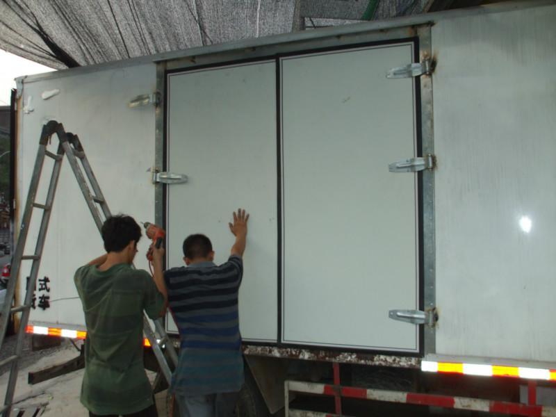 供应各种货车箱车门/冷藏车门/厢式车厢门