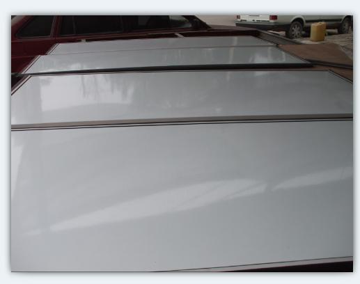 供应冷藏车各种规格玻璃钢厢板