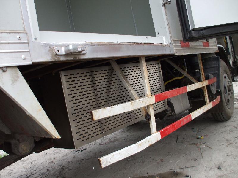 供应4.2米厢体加工保温冷藏车