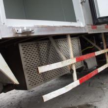 供应果蔬改装冷藏车运输