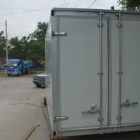 供应小型箱货车箱订做