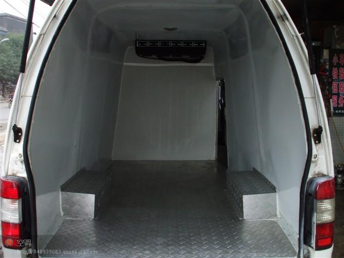 供应瓜果蔬菜运输改装冷藏车