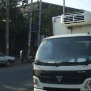 冷藏车专业车厢维修