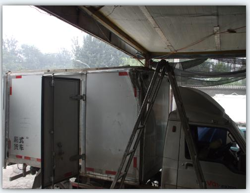 供应北京修理制造厢车的图片
