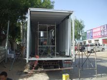 供应订做各式货车车厢冷藏车箱