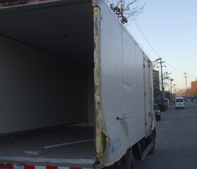 供应北京货厢维修图片
