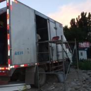承接厢式货车车厢维修/厢式车厢图片