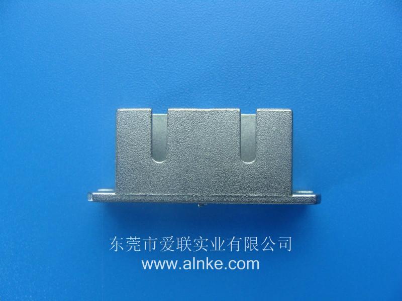 供应东莞最优惠光纤散件锌合金外壳---东莞市爱联实业有限公司