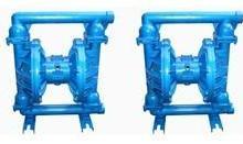 供应上海双气动隔膜泵,双气动隔膜泵,双隔膜气动泵图片