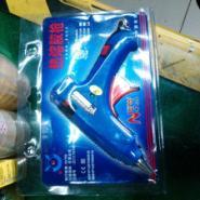 蓝色20W小热熔胶枪图片