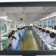 17寸高清液晶监视器安防专业监控图片