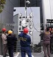 供应外墙维修外墙安装观光电梯玻璃