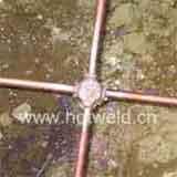 供应电信接地用放热焊粉焊接铜包钢铜排