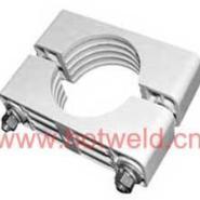 复合材料电缆抱箍BMC材料制造图片