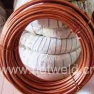 软态盘铜包钢接地圆线接地工程材料图片