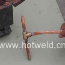 供应接地用放热焊粉