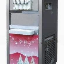 供应可乐猫彩虹夹心冰淇淋机价格/冰淇淋机的性能/三口冰淇淋机批发