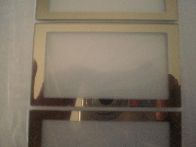 我厂专业生产供应优质电镀退镀半透全透加硬耐磨防水防火亚克力铭板