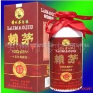 赖茅国珍20年铁盒泰丰酒业图片