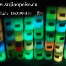 供应光致储能夜光粉长效长余辉夜光粉黄绿光长效夜光粉价格批发