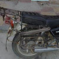 摩托车后货架