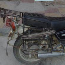 供应摩托车后货架批发